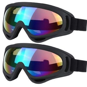 Other - New Ski Goggles, 2 Pack Snowboard Goggles Skate Gl